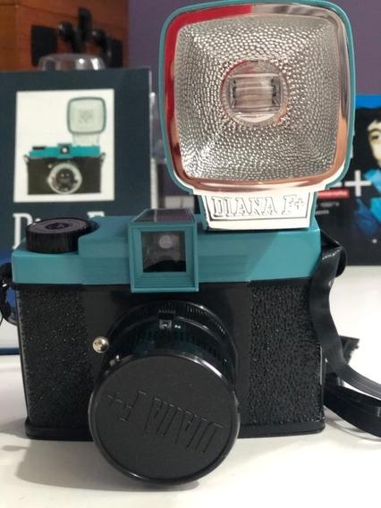 Câmera Diana F+ Completa