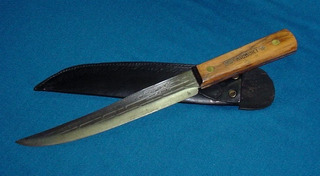 Cuchillo Acero Carbono Tru Edge Ontario Knife Old Hickory