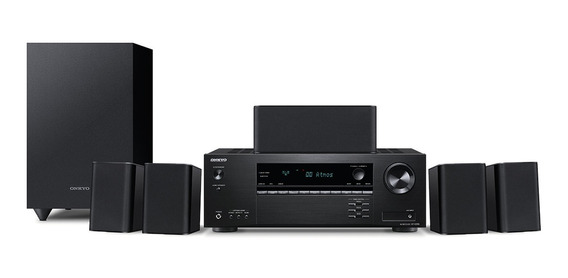 Home Theater Onkyo Ht-s3910 5.1 4k Bluetooth Dolby Atmos
