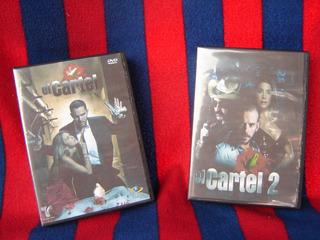 El Cartel De Los Sapos Combo De Coleccion + Pelicula En Dvd!