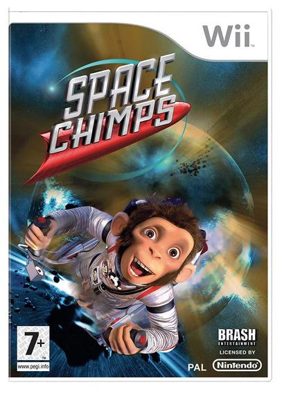 Jogo Midia Fisica Para Nintendo Wii Space Camp Lacrado