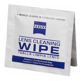 60 Lenços Zeiss - Limpeza De Óculos E Lentes Em Geral