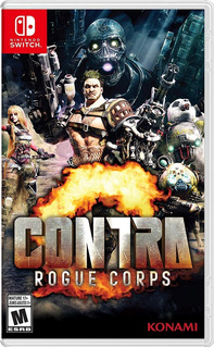 Contra Rogue Corps / Full Stock Ya! / Nintendo Switch