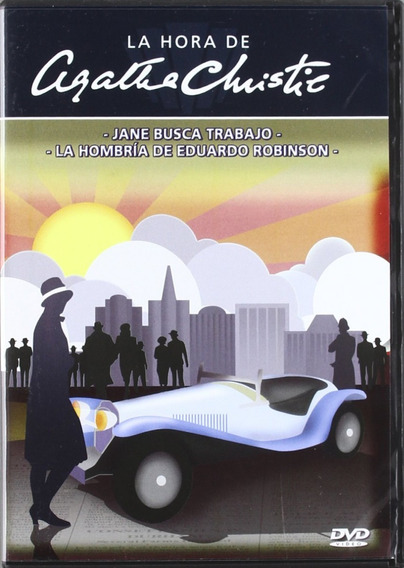 Dvd Agatha Christie Hour Serie Inglesa 2 Episodios Importado