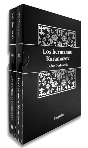 Los Hermanos Karamazov -clasicos Con Estuche-longseller
