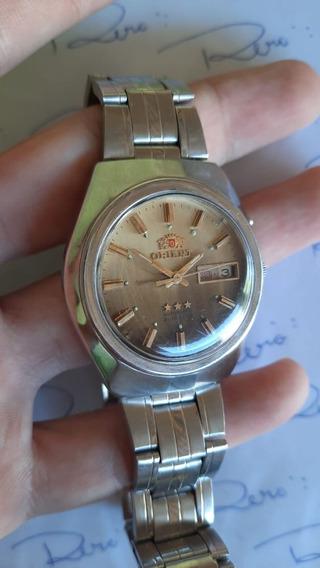 Relógio Orient - Automático - Revisado - Antigo - R585