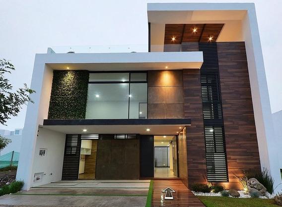 Casa En Venta De 4r Lomas De Angelopolis, Parque Victoria