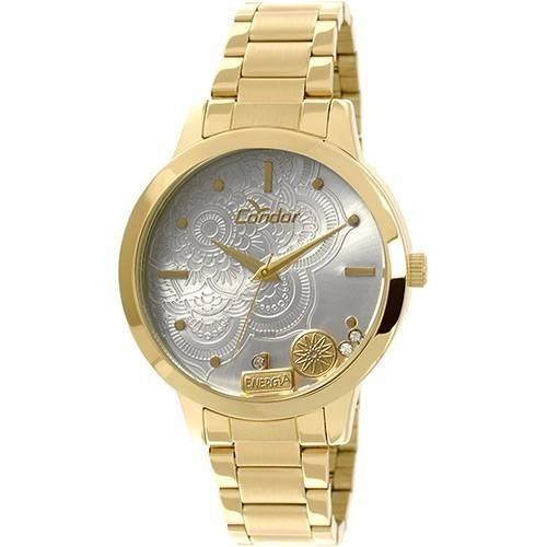 Relógio Feminino Condor Analógico Fashion Co2036cj/4k