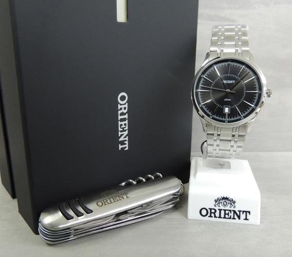 Relógio Orient Masculino Mbss1331 Kw88 Nota Fiscal E Garanti