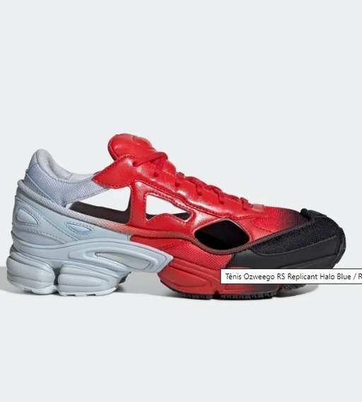 Tênis adidas Ozweego Rs Replicant Raf Simons