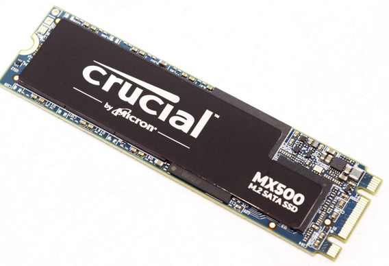 Hd Ssd M.2 M2 Sata Crucial Mx500 500gb 2280 Pc /notebook