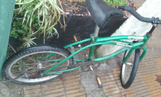 Bicicleta Playera Rod. 20