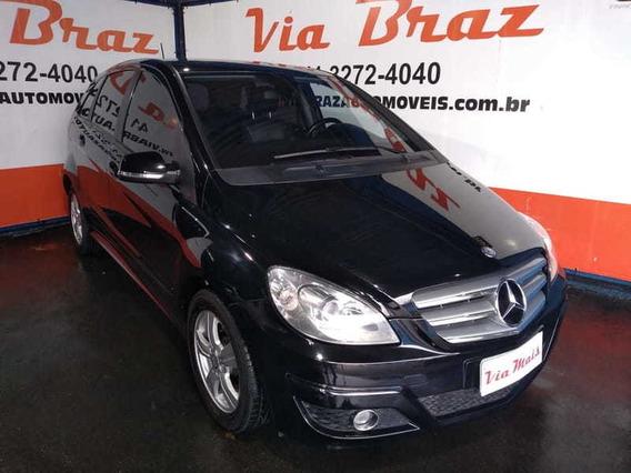 Mercedes-benz B 180 1.7 8v Gasolina 4p Automático 2011