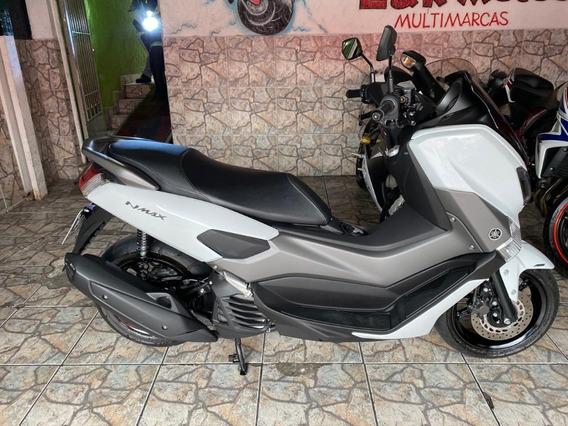 Yamaha Nmax 160 Branca Gasolina 2019