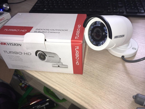 Camara Vigilancia Hikvision 1080p  Ref Ds-2ce16c0t-irf