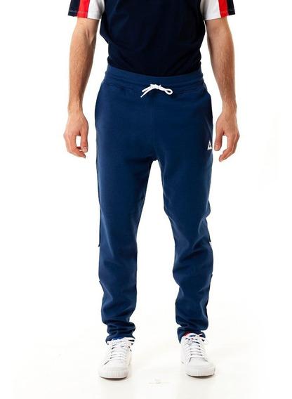 Pantalon Le Coq Sportif Retro Sporty Pant Azul (2307635)