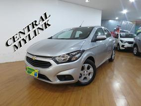 Chevrolet Onix 1.4 Mpfi Lt 8v Flex 4p Completo C/ Mylink