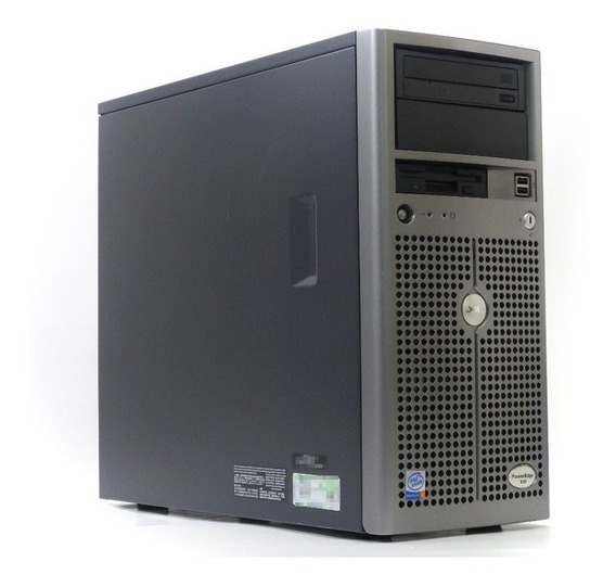 Servidor Dell Poweredge 830 4gb Ram 2hd 250gb Garantia
