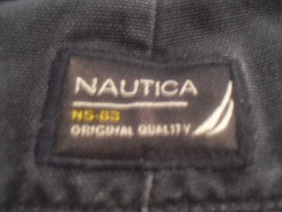 Liquidación!! 10 Vdes. Bermuda Nautica Talla 34 (usada)