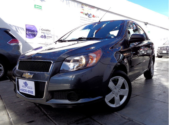 Chevrolet Aveo Lt. Paq.b 1.6lt. Mod. 2015 Standar