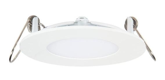 Lámpara Led Redonda Para Empotrar 6 W