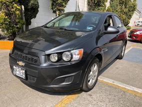 Chevrolet Sonic 2015 4p Lt L4 1.6 Aut