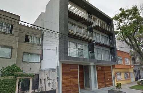 Departamento De Remate Hipotecario En Col. Narvarte Oriente