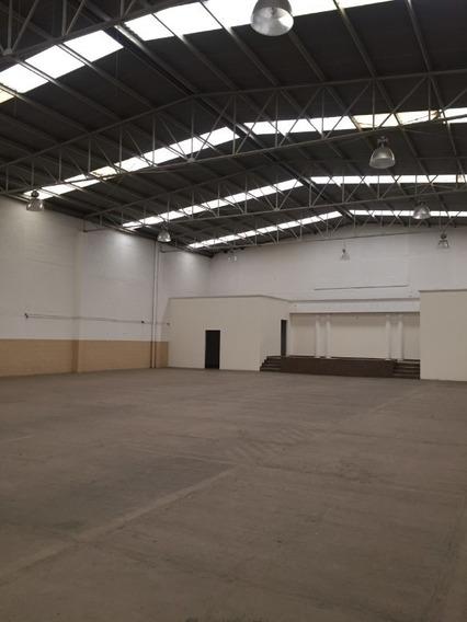 Bodega Nave Industrial En Renta, Toluca, Estado De México