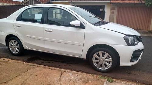 Toyota Etios 2019 1.5 X Plus 16v 5p
