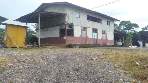 Terreno Loreto-orellana Con Casa (6 Solares) Negociable