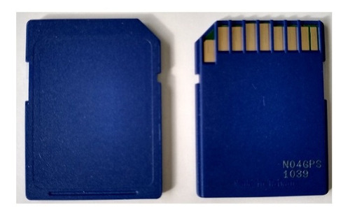 Lote Cartões De Memória Sd 4gb Sem Marca Com 10 Unidades
