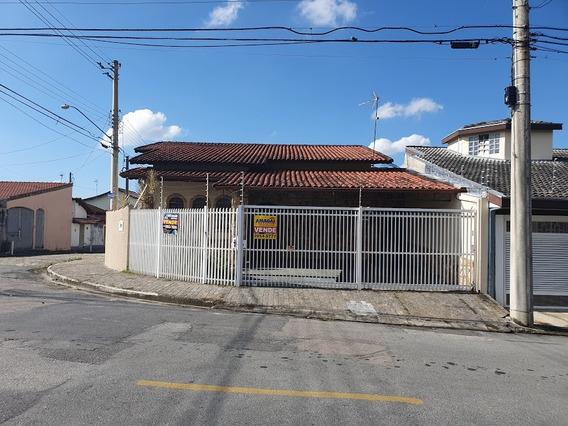 Linda Casa Cidade Jardim Ampla E Arejada Jacareí Sp