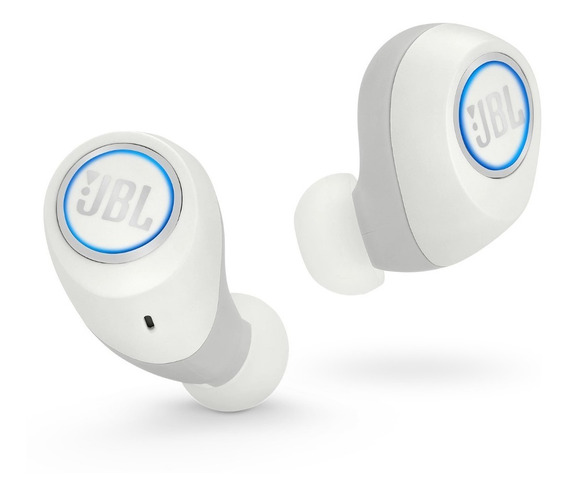 Fone De Ouvido Jbl Free White Bluetooth