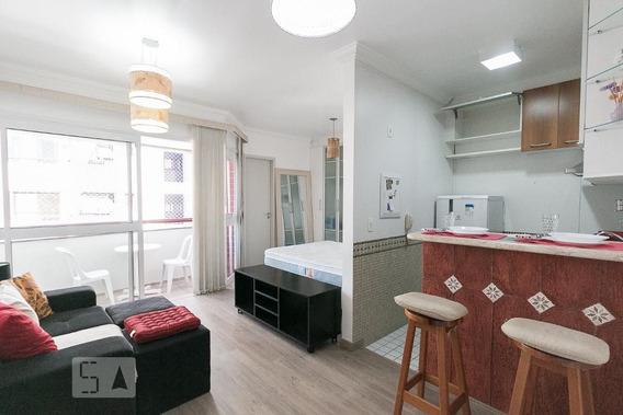 Apartamento No 10º Andar Com 1 Dormitório E 1 Garagem - Id: 892948701 - 248701