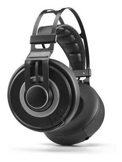 Pulse Headphone Premium Bt Large Preto Ph241 Full