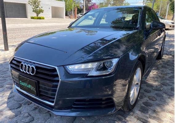 Audi A4 2018 Dynamic Gris Automático 2.0 Dakkar Autos