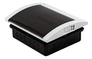 Caja Embutir Para Termicas 8 Modulos Con Puerta Fume Sica