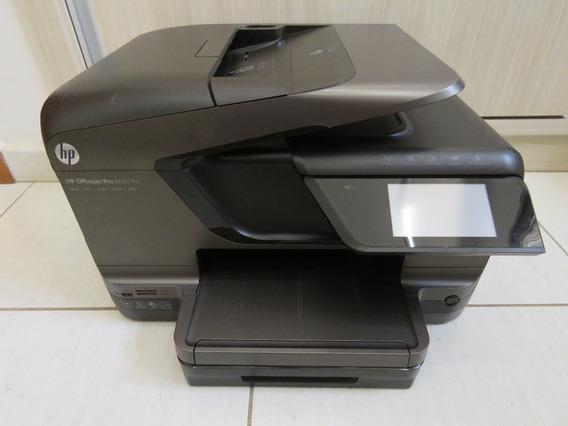 Impressora Multifuncional Hp Officejet Pro 8600 Plus Defeito