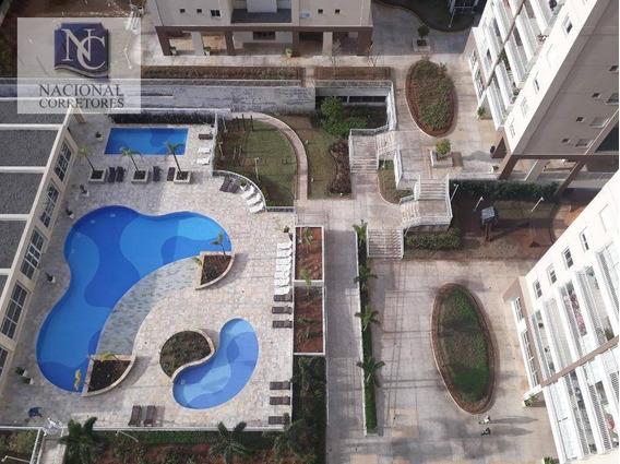 Apartamento Com 2 Dormitórios À Venda, 104 M² Por R$ 690.000,00 - Centro - São Bernardo Do Campo/sp - Ap10658