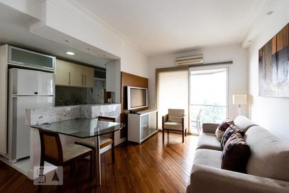 Apartamento Para Aluguel - Jardim Paulista, 1 Quarto, 54 - 893024243
