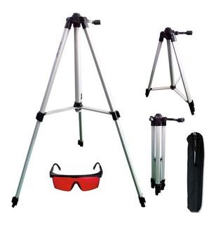 Tripe Nivel Laser Dewalt Stanley Bosch P/ Camera Encaixa 1/4