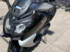 Scooter Bmw 650 Gt Negra 2017