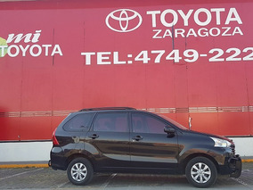 Toyota Avanza Le Aut 2016 Negra