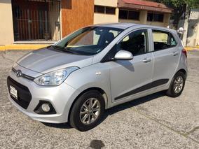 Hyundai Grand I10 1.2 Gls Mt, Con Alarma Y Apertura Remota