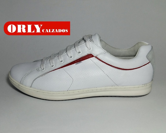 Zapatilla Urbana Blanca Ringo Garret 03 Cod. 227