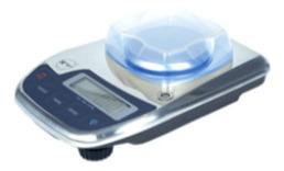 Balanza Digital Capacidad 400gr - Arquimed