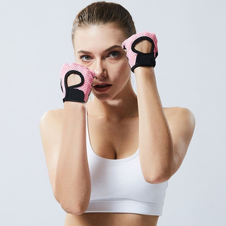 Guantes Gym Deporte Gimnasio Mujer Hombre Crossfit