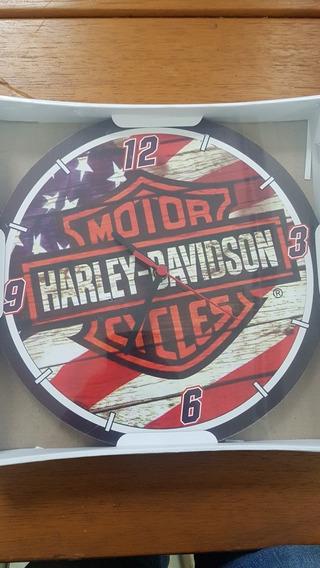 Relógio Harley Davidson