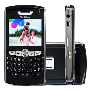 Blackberry 8800 64mb Single 2g Preto Vitrine 2