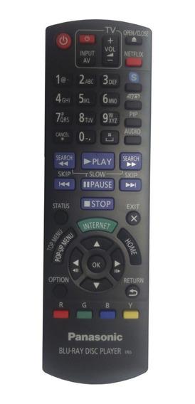 Controle Remoto Blu Ray Home Theater Panasonic Sc-btt190 195